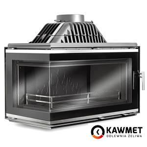 Каминная топка KAWMET W16 левая боковая без рамы (14,7 kW)