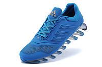 Женские кроссовки Adidas Springblade 2015 синие, фото 1