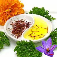 Шафран - 100% натуральный краситель для сыра