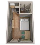 Будиночки для баз відпочинку модульні, фото 3