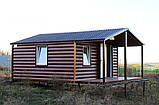 Будиночки для баз відпочинку модульні, фото 5