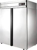 Холодильный шкаф с металлическими дверьми POLAIR Grande CM110-G