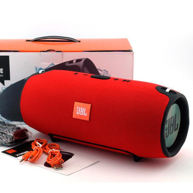 Портативная Bluetooth колонка JBL Xtreme Mini - Красная | Реплика AAA КЛАССА!