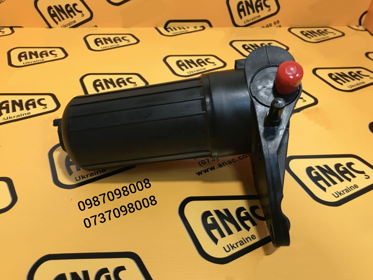 Электрический насос подкачки топлива для двигателя с фильтром на JCB 3CX, 4CX  номер :17/927800, ULPK0038