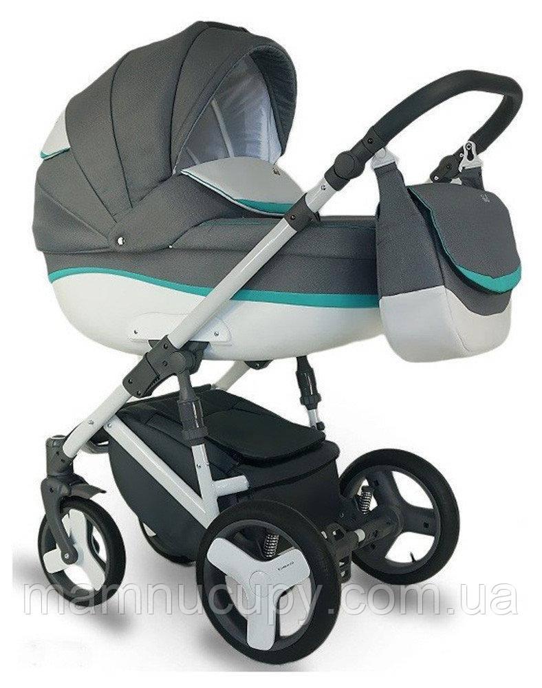Дитяча універсальна коляска 2 в 1 Bexa Ideal new in11