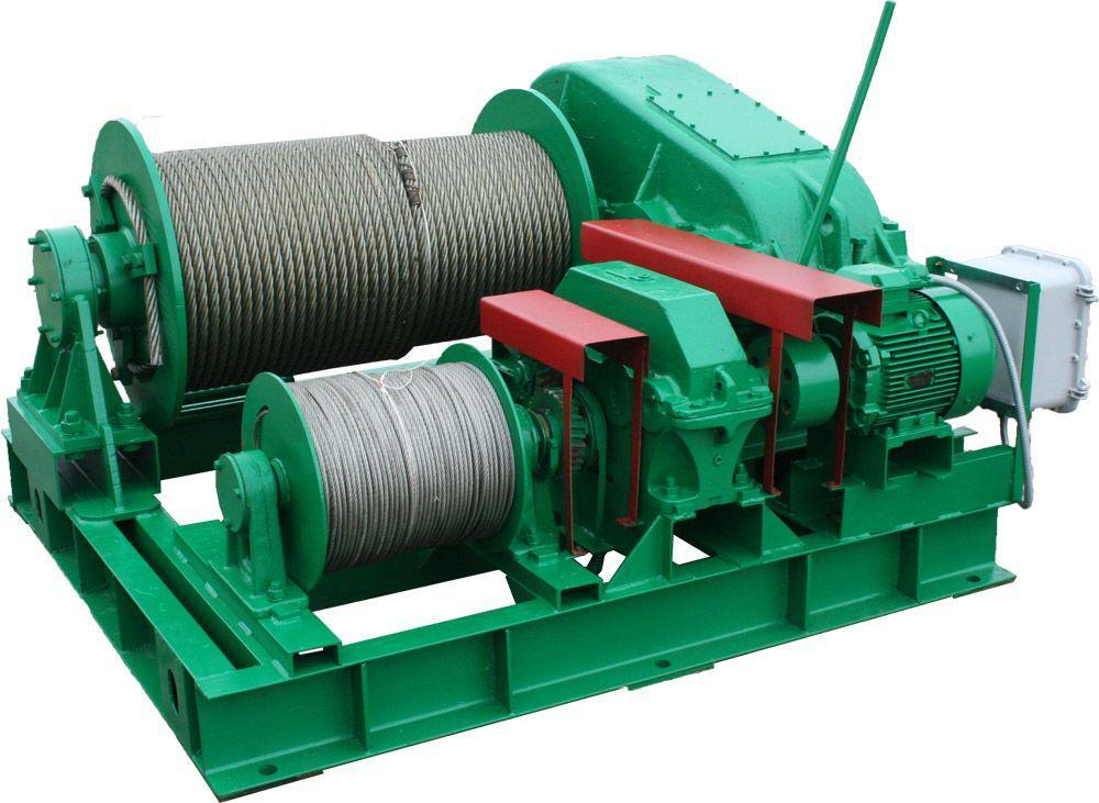 Лебедка электрическая маневровая до 8 вагонов ТЛ-8М