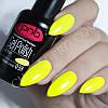 Гель-лак PNB 038 Neon Lime желто-неоновый 8мл., фото 2