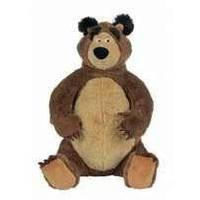 Плюшевый мишка с мультфильма Маша и Медведь Simba 9309894