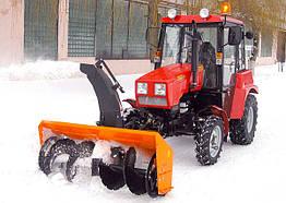 Снегоочиститель СТ-1500 Блюминг