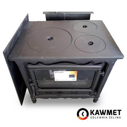 Печь камин чугунная KAWMET P2 (10 kW), фото 2
