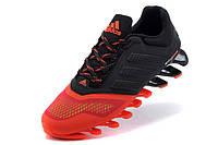 Женские кроссовки Adidas Springblade 2015 red-black, фото 1