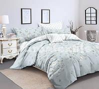 Комплект постельного белья двуспальный евро 200*220, сатин, TM Krispol (622.655)
