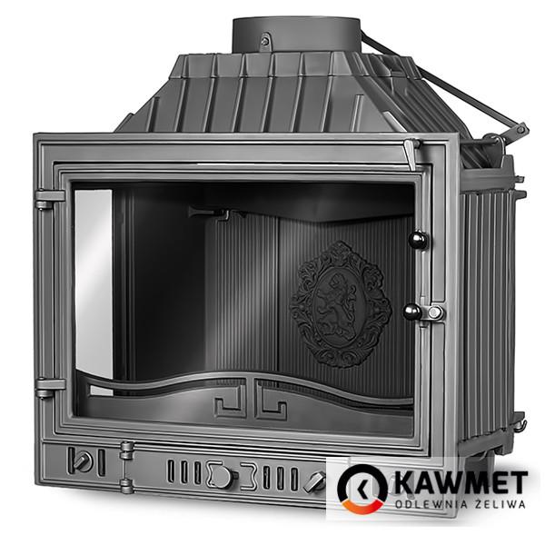Каминная топка KAWMET W4 левая боковая (14,5 kW)