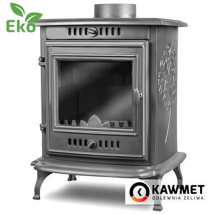 Печь камин чугунная KAWMET P10 (6.8 kW) EKO, фото 2