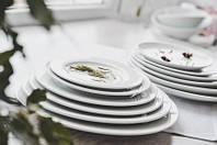 Фарфоровая посуда серия laura