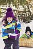 Пополнение ассортимента зимних детских комбинезонов GUSTI