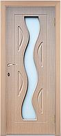 Двери Феникс серия Монолит полотно Волна