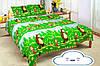Детское постельное белье комплект «Маша и Медведь» Бязь голд