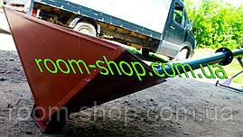 Шнековый конвейер (погрузчик, транспортер) диаметром 110 мм, длиною 5 метров, фото 3