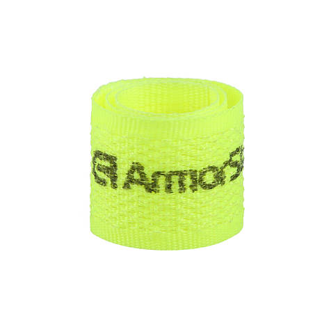 Органайзер-липучка для кабелей ArmorStandart Желтый (ARM53960), фото 2