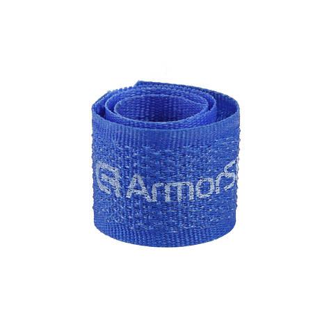 Органайзер-липучка для кабелей ArmorStandart Синий (ARM53957), фото 2