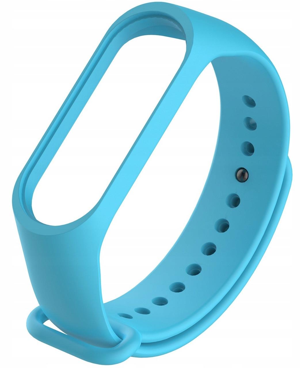Ремешок NZY для Xiaomi Mi Band 3 Голубой (ARM51832)