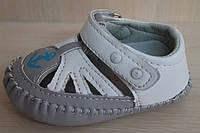 Детские пинетки для мальчика, обувь для новорожденных р.13