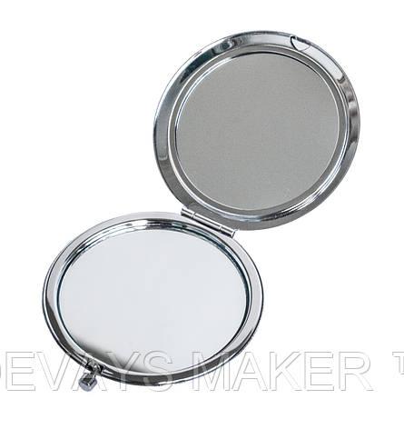 "Зеркальце карманное ""Коровки"", фото 2"