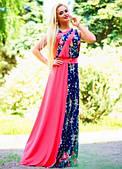 Шикарне плаття з микромасла