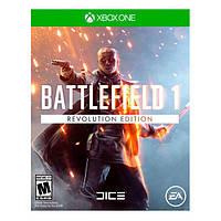 Гра Xbox One Battlefield 1 Revolution (російська версія)