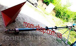 Шнековый погрузчик (винтовой конвейер) диаметром 110 мм, длиною 7 метров, фото 2