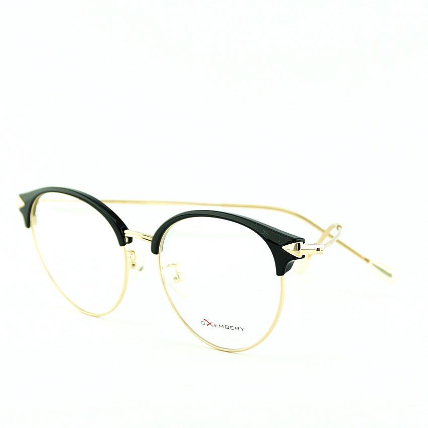 Имиджевые очки женские с перламутровой жемчужиной на заушнике 73116