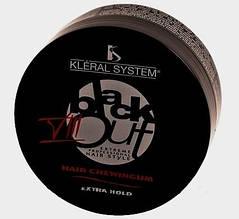 №01 Паста для выравнивания вьющихся волос, 100 мл/BlackOut - Kleral System