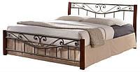 Кровать двуспальная Регина 160 (Regina 160)