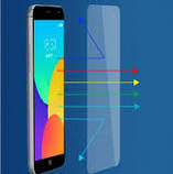 Защитное стекло для смартфона Lenovo P780, 0.33mm, 2,5D, 9H (CW-GSRELP780), фото 2