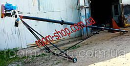 Погрузчик шнековый (зернопогрузчик, шнек) диаметром 110 мм, длиною 10 метров, фото 2