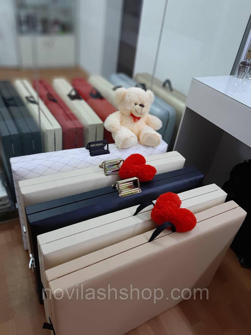 Косметологическая кушетка/массажный стол Beauty Comfort ua - Стандарт