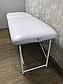 Кушетка для наращивания ресниц/ массажный стол LASH STAR MINI - белый цвет, фото 5