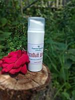 Пенка для умывания на органической мыльной базе и розовой воде