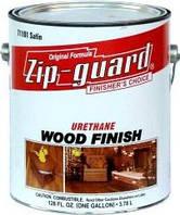 Лак уретановый для наружных и внутренних работ Zip-Guard URETHANE WOOD FINISH,3,78 л