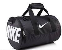 Спортивная сумка Nike черная