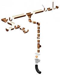 Водосточные системы Galeco PVC