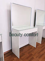 Визажный стол, Beauty-стол визажиста, бровиста(с лампами)