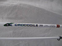Спиннинг штекерный CROCODILE 210