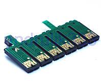 Блок Планка чипов 82N T0821N-T0826N Epson TX650 T50 R290 и других.