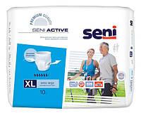 """Впитывающие трусы """"Seni Active"""" XL 120-160 см"""