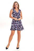 Платье 523 K&ML  синий 44, фото 1