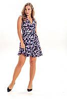 Платье 523 K&ML  синий 46, фото 1