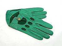 Перчатки мужские кожаные автомобильные Alpa Gloves 793-21