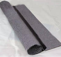 Гофрированная бумага. Серый 605